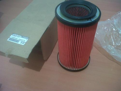 filtro de aire pick up nissan motor diesel td25ti original