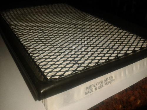 filtro de aire purolator a-35420 accent 1.6 2008-2010