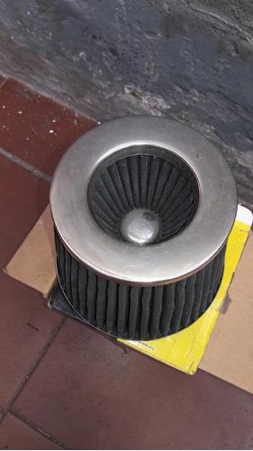 filtro de aire racing universal grande fiat ford vw et