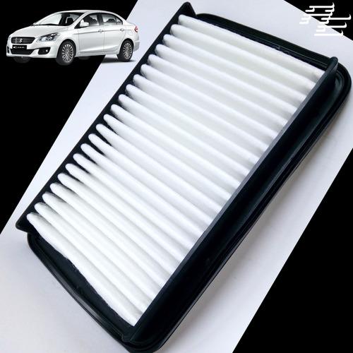 filtro de aire suzuki ciaz l4 1.4l 2016-2017 17380 m74 l00