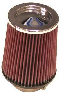 filtro de aire tipo universal conico  3  k & n