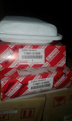 filtro de aire toyota corolla 09-13- yaris 06-09