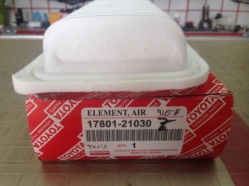 filtro de aire toyota yaris 1999-2005 original