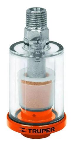 filtro de aire trampa de agua aceite truper compresor - tyt