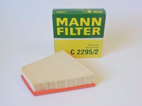 filtro de aire triangulo c2295/2