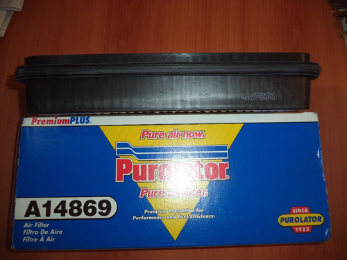 filtro de aire vitara motor 1.6l purolator