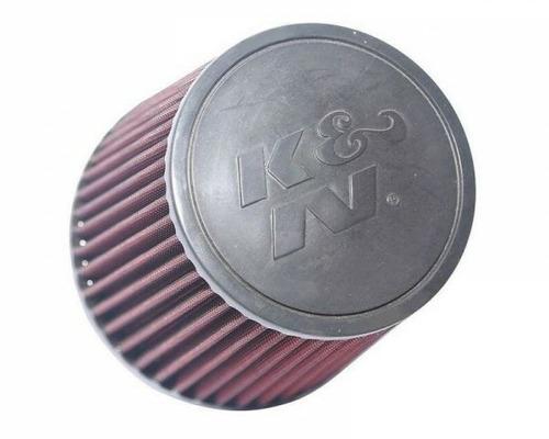 filtro de alto flujo mediano tipo k&n de 3 pulgadas
