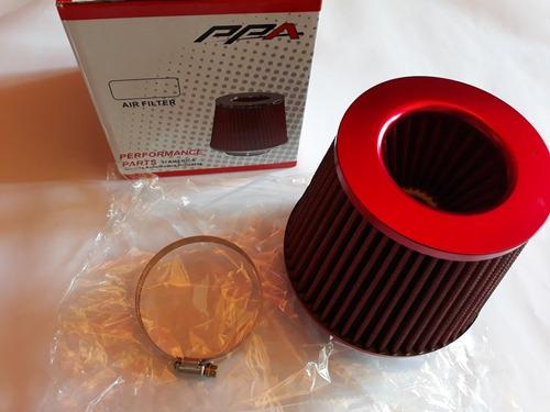 filtro de alto rendimiento, filtro conico racing tuning jdm