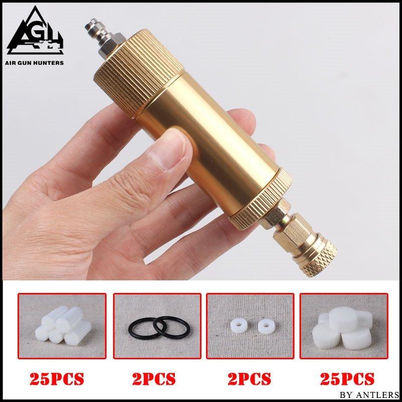 Filtro De Ar Alta Pressão Compressor Pcp Hpa Scuba + Foster