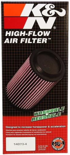 filtro de ar bmw x5 x6 v8 4.0 / 4.4 2013-17 k&n e-0659 par