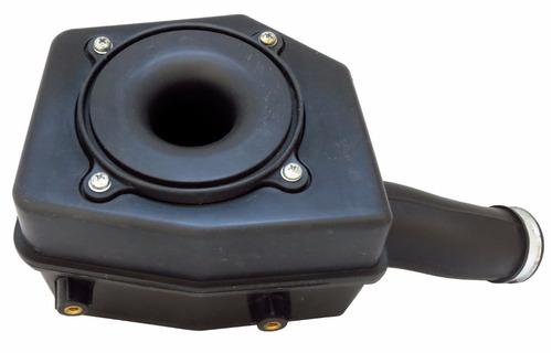 filtro de ar completo com caixa e condutor do ar dafra kansas 150 original
