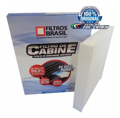 filtro de ar condicionado cabine pólen - fiesta zetec rocam