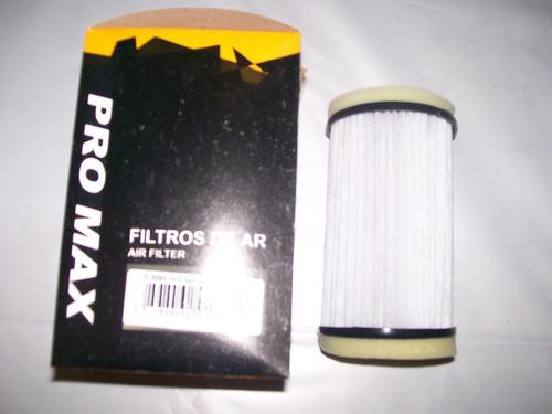 filtro de ar dafra apache 150