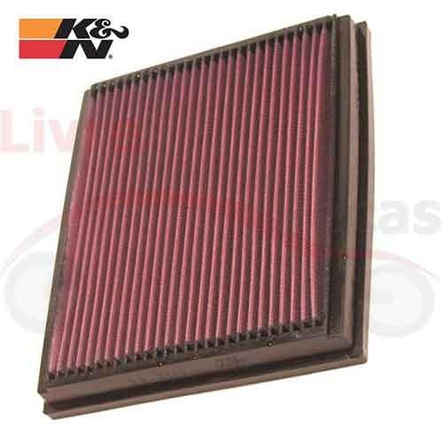 filtro de ar esportivo bmw x5 4.8l v8 - k&n