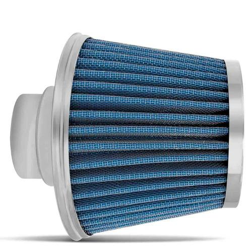 filtro de ar esportivo duplo fluxo grande cobalt 2011 a 2019