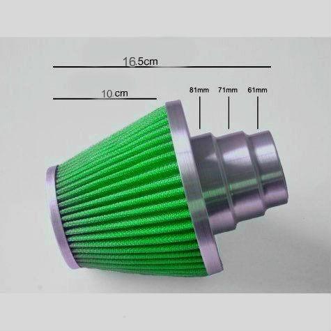 filtro de ar esportivo duplo fluxo rs palio uno siena punto