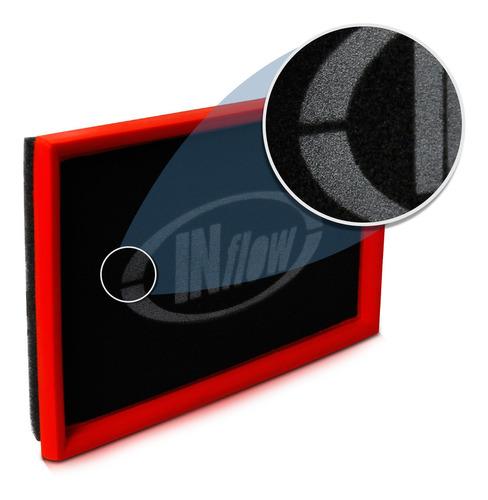 filtro de ar esportivo fusion 06 a 12 13 14 15 16 17 18 19