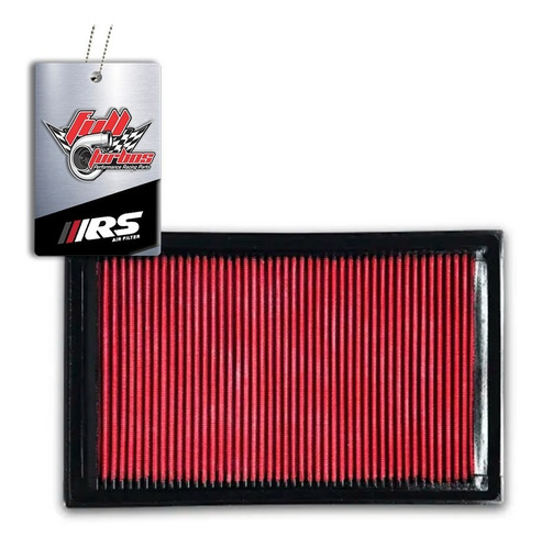 filtro de ar esportivo inbox audi tt 2.0 tfsi - rs2997