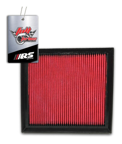 filtro de ar esportivo inbox ford fusion 2.5 flex - rs2986