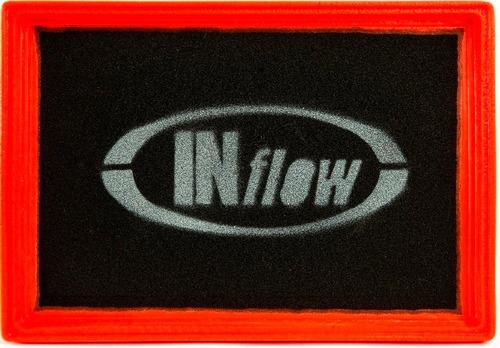 filtro de ar esportivo inflow fiesta endura e street hpf2200
