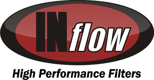 filtro de ar esportivo inflow fluence câmbio manual hpf6850