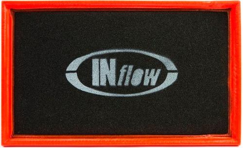 filtro de ar esportivo inflow  grand vitara 2.7  hpf1450