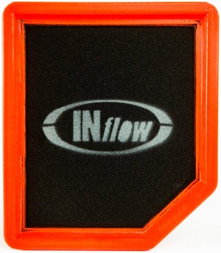filtro de ar esportivo inflow new civic hpf6350
