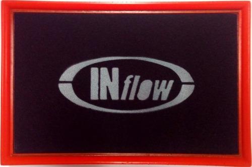 filtro de ar esportivo inflow polo hpf4100