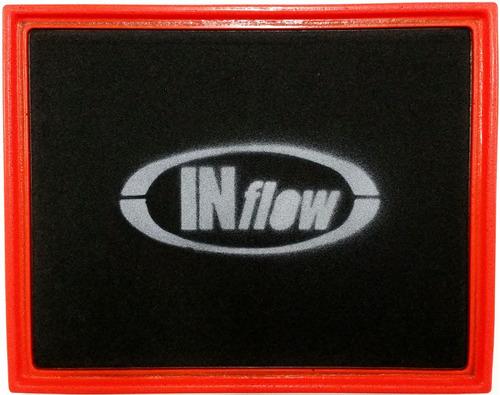 filtro de ar esportivo inflow ssangyong actyon hpf8675
