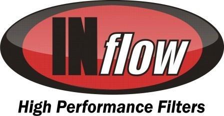 filtro de ar esportivo inflow tiida hpf9925