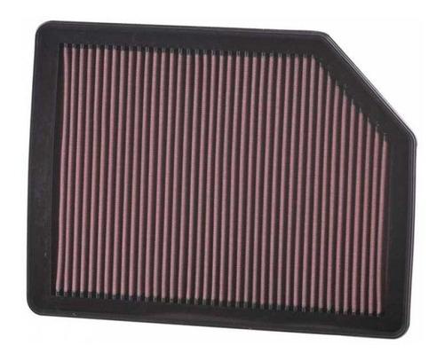 filtro de ar esportivo k&n 33-2389 hyundai vera cruz (0713)