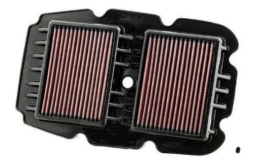 filtro de ar esportivo k&n ha-7008 honda xl700v transalp