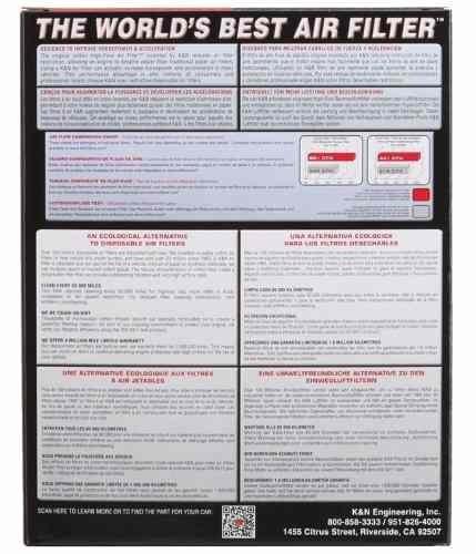 filtro de ar esportivo k&n kn su-1308 hayabusa 1300 2008+