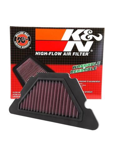 filtro de ar esportivo k&n xj6 yamaha
