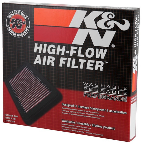 filtro de ar esportivo k&n yamaha xj6 f/n - fz6r 09/17