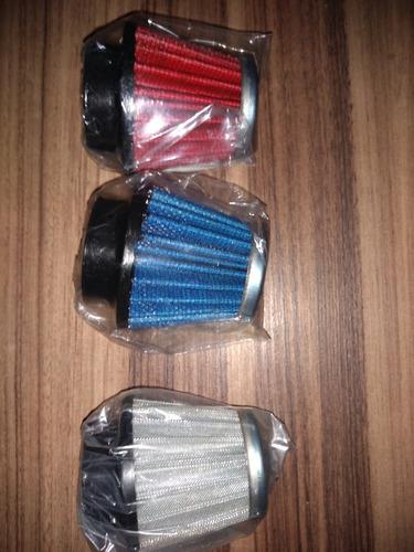 filtro de ar esportivo lavável tuning pcx