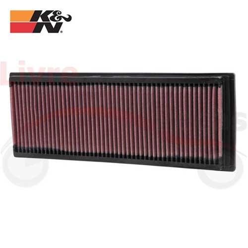 filtro de ar esportivo mercedes benz sl350 3.5 - k&n