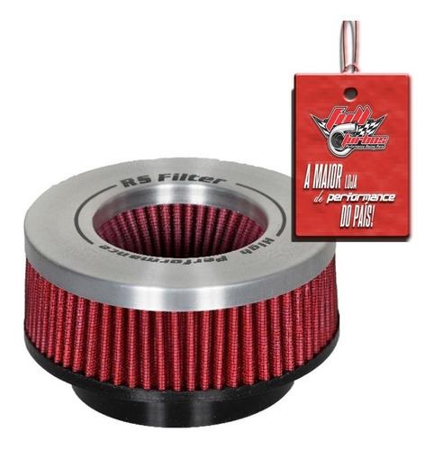filtro de ar esportivo para carburadores 2e/3e