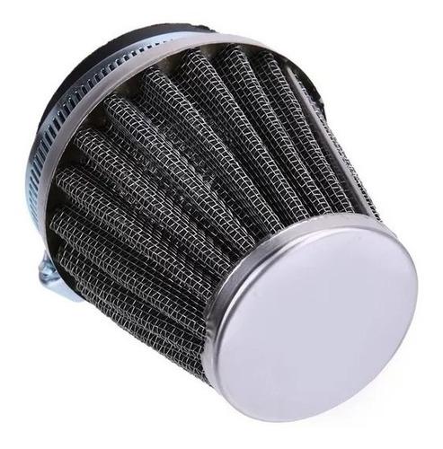 filtro de ar esportivo tuning  38mm  ybr 125 titan 125 cb500