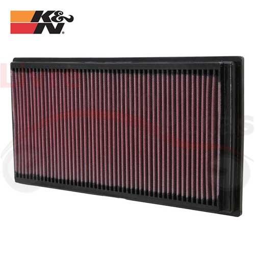 filtro de ar esportivo volkswagen golf g5 2.0 8v 140cv - k&n