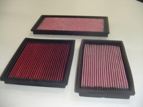 filtro de ar in box  esportivo caixa original estilo k&n