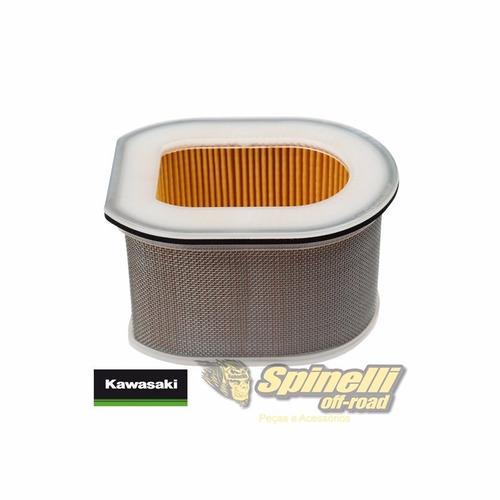 filtro de ar kawasaki z750 / z800 original 11013-0044