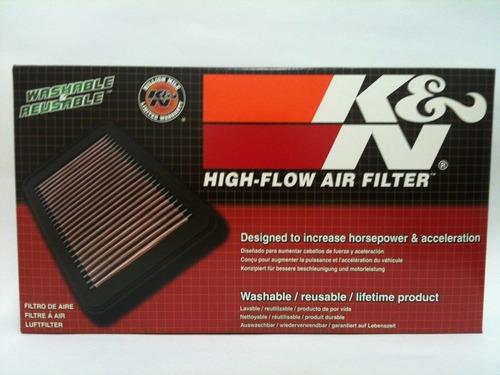 filtro de ar k&n 1.6 thp citroen peugeout mini cooper turbo