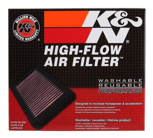 filtro de ar k&n 33-3079 bmw x3 x4 520i 530i 540i 2017-18