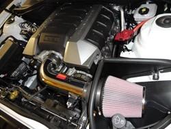 filtro de ar k&n cold air intake camaro 6.2l v8 ate 2015