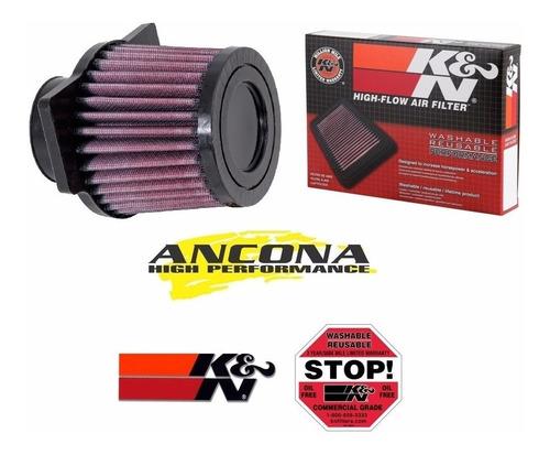 filtro de ar k&n honda cbr500r / cb500 x f ha-5013