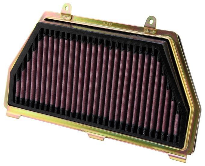 filtro de ar k n honda cbr600rr 2007 2014 cbr 600 rr 600rr r  359 00 em mercado livre 2009 Honda CBR600RR 2013 Honda CBR600RR