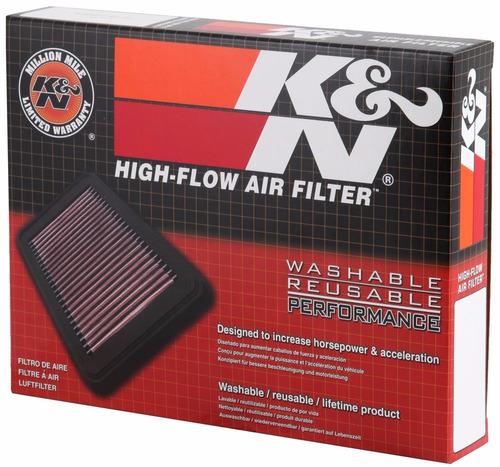 filtro de ar k&n inbox 33-2990 bmw 118 320 328i 2011 acima