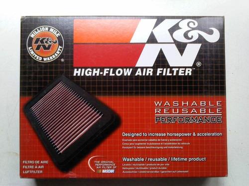 filtro de ar k&n inbox nissan frontier patchfinder 33-2381
