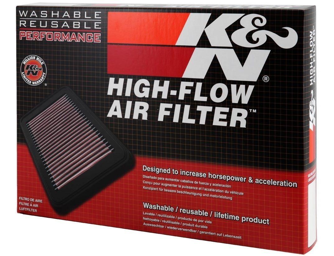 K/&N E-2232 Filtro de Aire Coche